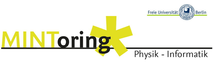Rückblick: Workshop im Mintoring-Programm der FU Berlin