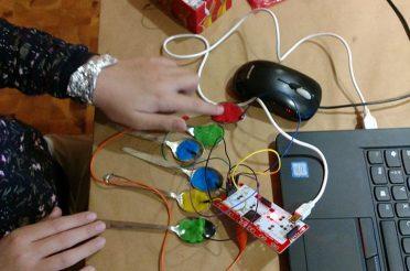 lev und der Makey Makey: Eine digitale Musikpädagogik