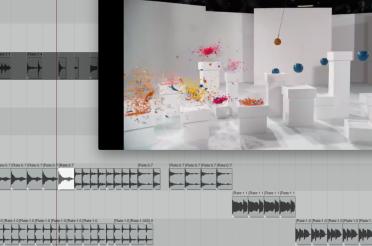 Klangkino – Audiovisuelles Komponieren